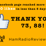 Our facebook page reached more than 100 likes in less than 5 days!!