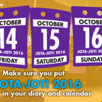 JOTA – JOTI 2016: The worldwide Scouting event