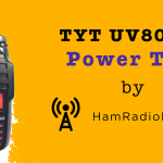 TYT UV8000E Power Test [Video]