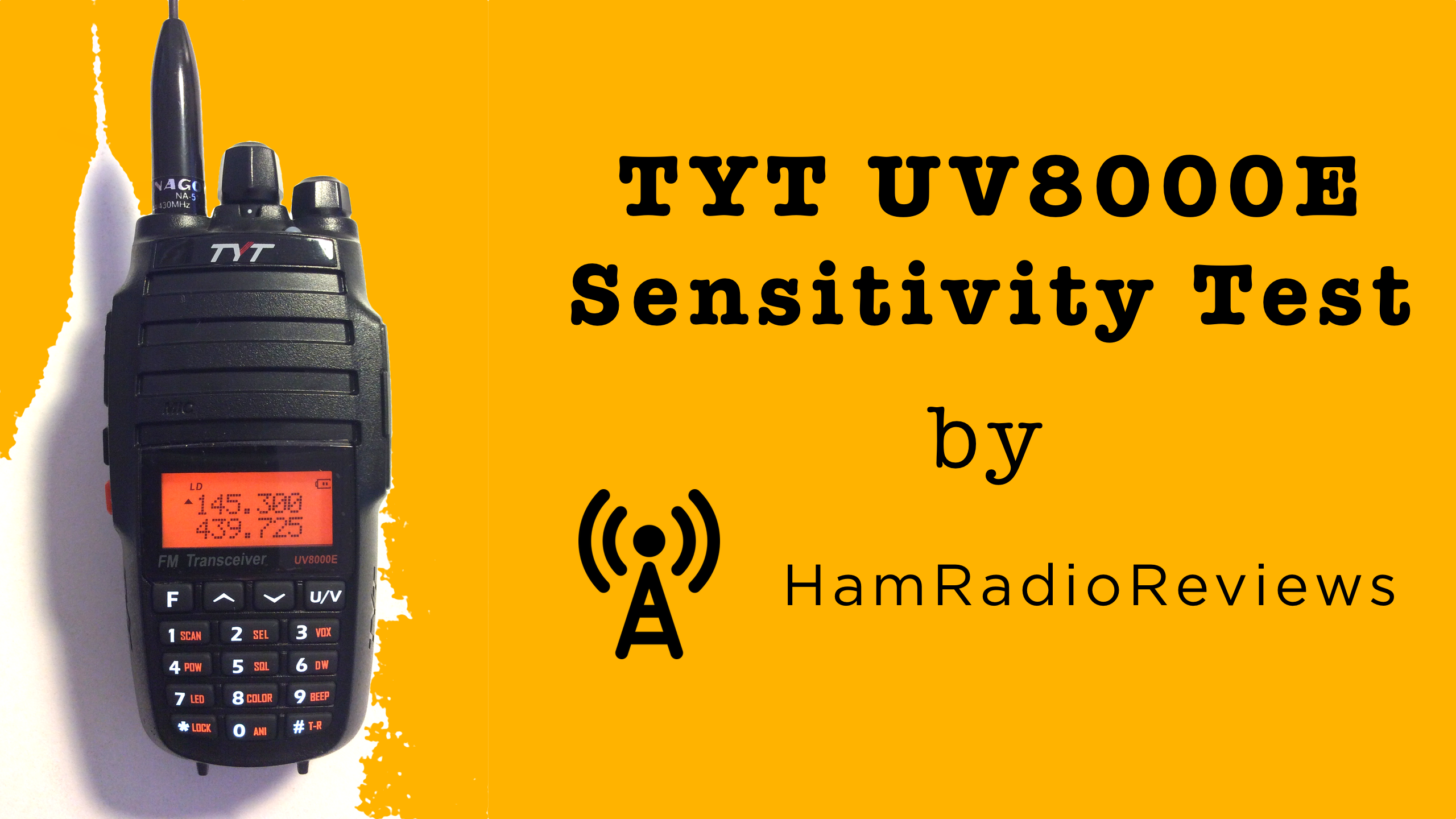 Sensitivity Test Video Thumbnail