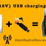 10V USB charging cable for HTs Review [Video]