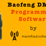 Baofeng DM-5R Programming Software [Video]
