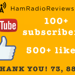 500+ Likes – 100+ Subscribers [Thank You]