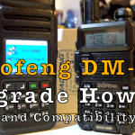 Baofeng DM-5R Upgrade How-To [Video]
