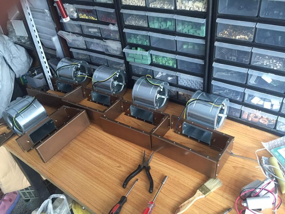 Amptec LA4000 4kW Amplifier