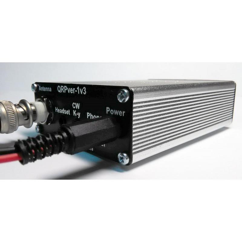 QRPver-1 Monoband QRP Transceiver