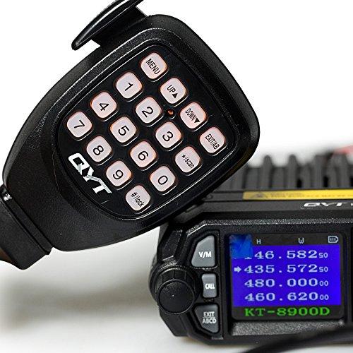 New Model QYT KT-8900D
