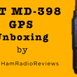 TYT MD-398 GPS Unboxing [Video]