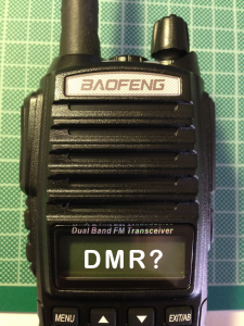 Baofeng Preparing Another DMR Radio