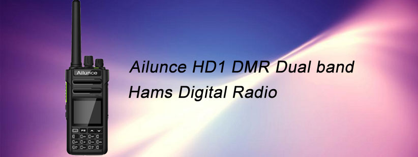 Ailunce HD1 DMR Dual Band