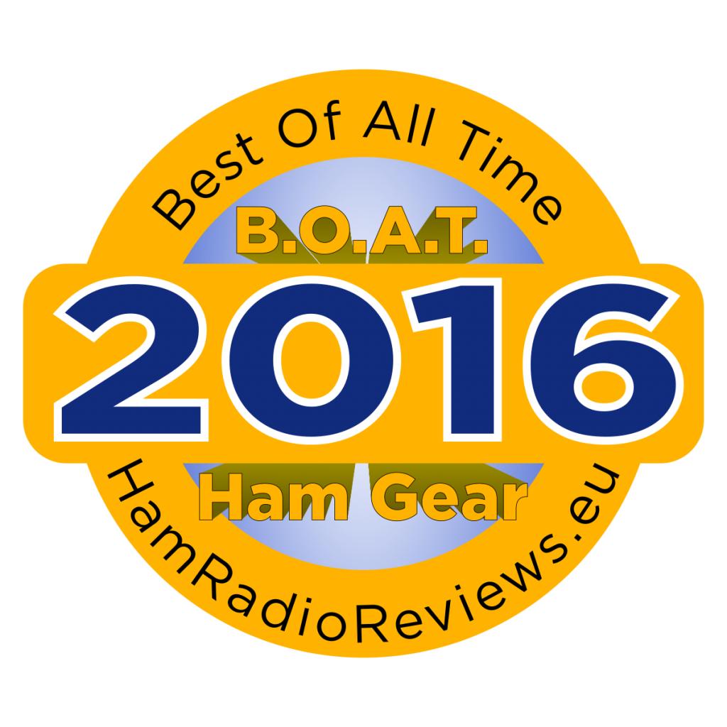 B.O.A.T. Ham Gear 2016