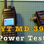 TYT MD-398 Power Test [Video]