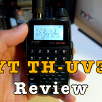 TYT TH-UV3R 2W Pocket Radio Review [Video]