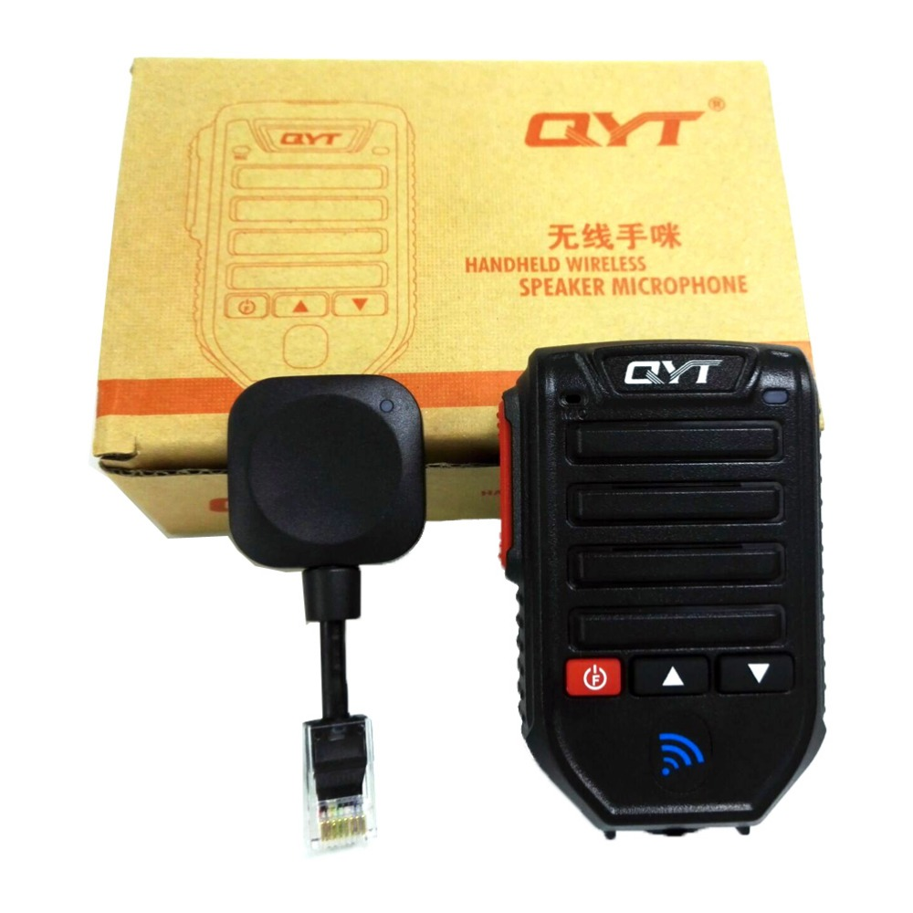 QYT Wireless Bluetooth Microphone