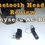 Bluetooth Headset Review – [Video]