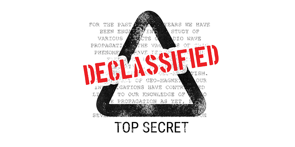 CIA Documents About Ham Radio Declassified