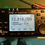 Xiegu X5105 QRP Radio First Images