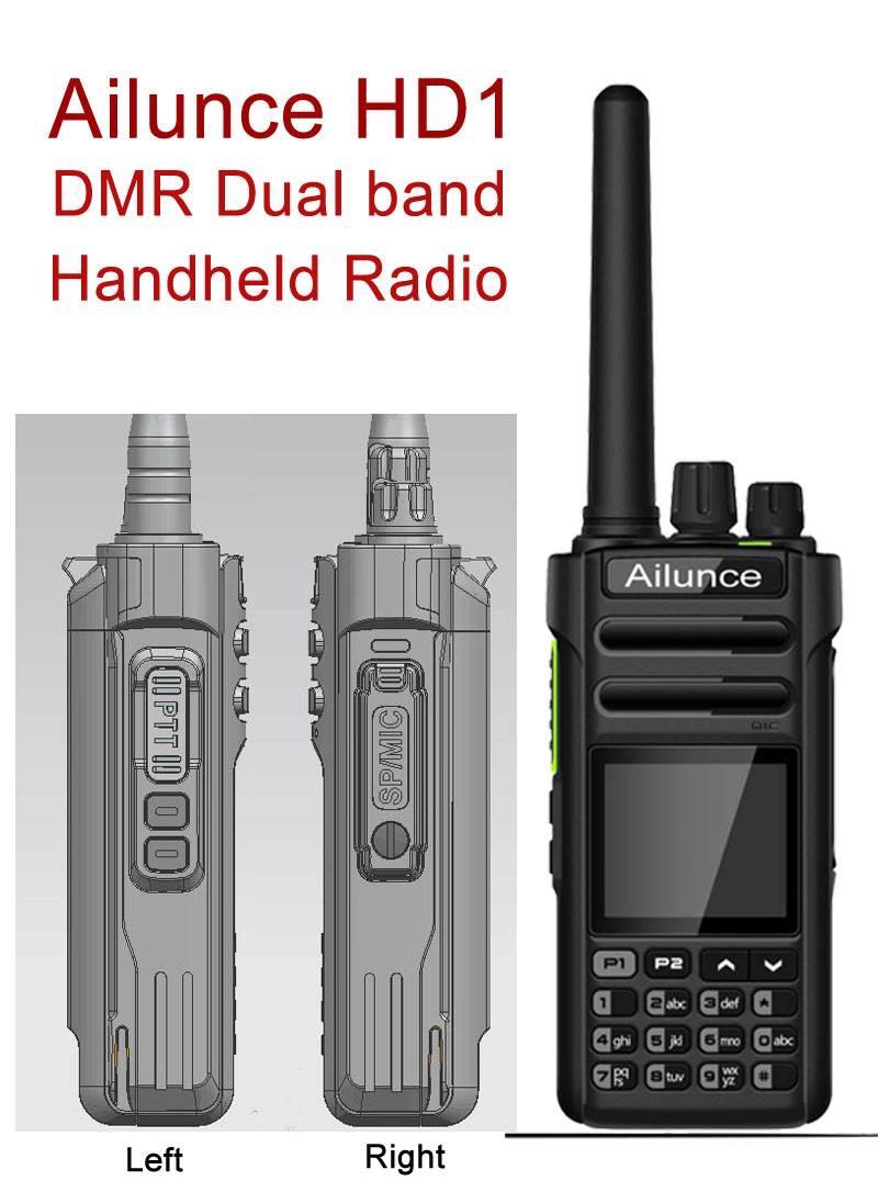 Ailunce Hd1 Dmr Dual Band Specs Ham Radio Reviews Circuit Board Dv4mobile Preorder Ready