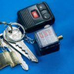 Keychain QRP