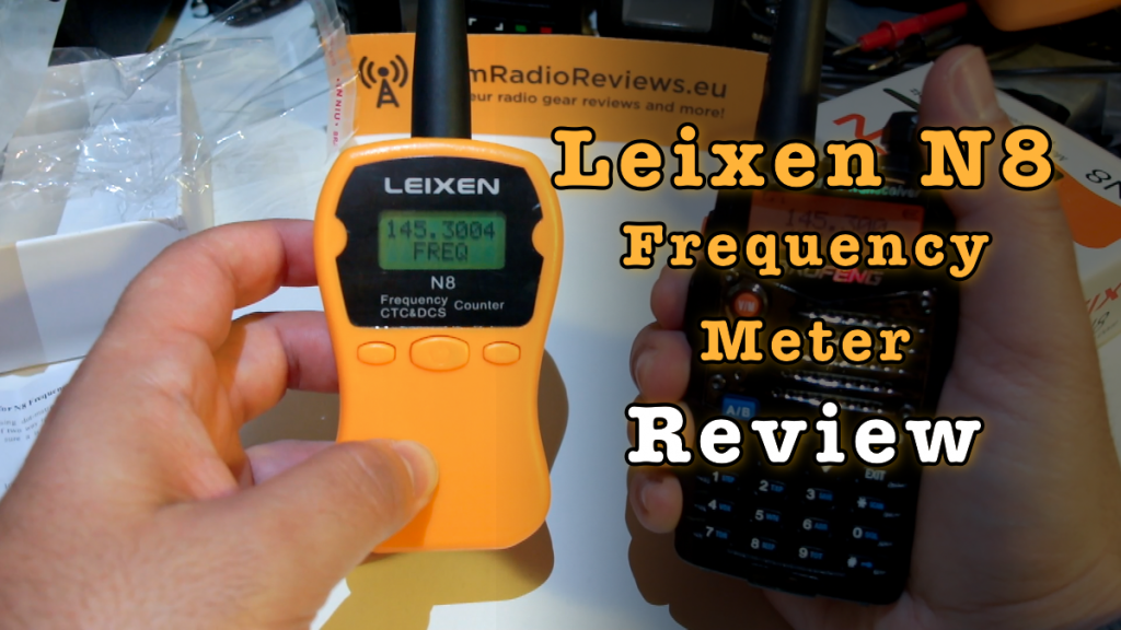 Leixen N8 Frequency Meter Review