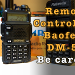 Remote Controlling Baofeng DM-5R [Video]