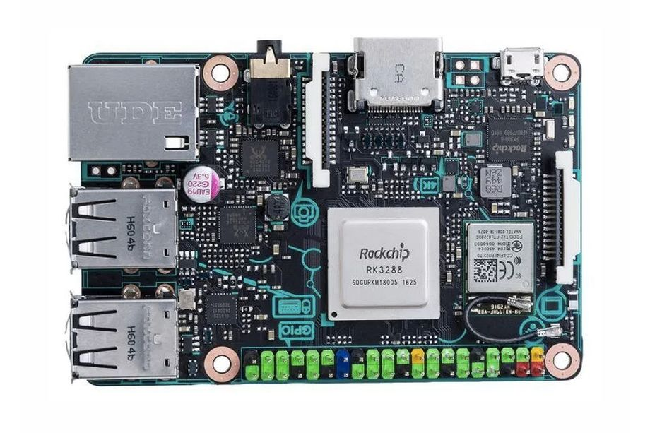 ASUS Released Raspberry Pi Contender