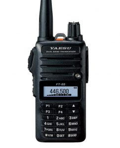 New Yaesu FT-25R and FT-65R Handheld Radios