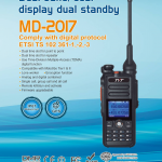 TYT MD-2017 Dual Band DMR First Image