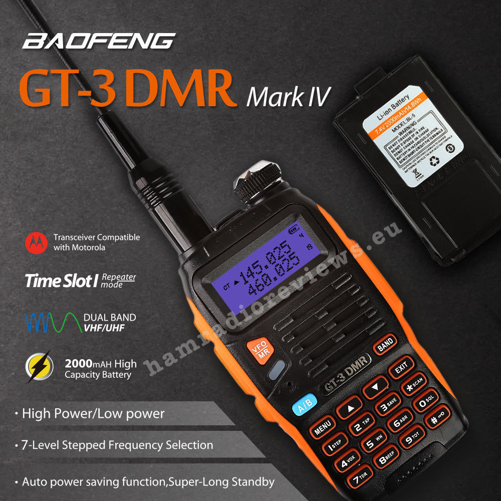 Yet Another Tier I DMR From Baofeng