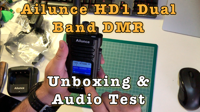 Ailunce HD1 Unboxing and Audio Test