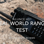 Ailunce HD1 Real World Range Test [Video]