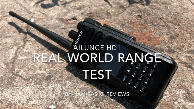 Ailunce HD1 Real World Range Test