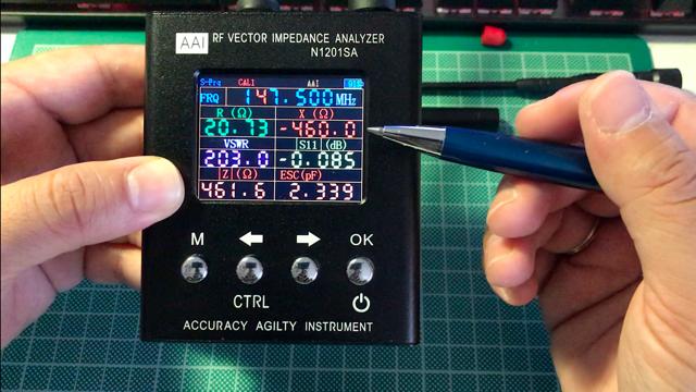 Antenna Analyzer N1201SA User Manual